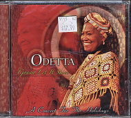 Odetta CD