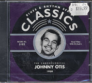 Johnny Otis CD