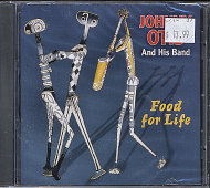 Johnny Otis and His Band CD