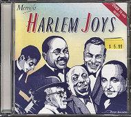 Harlem Joys CD