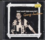 George Jackson CD