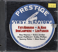 Prestige First Sessions CD