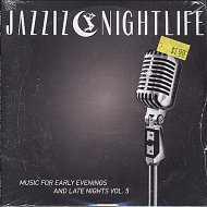 Jazziz On Disc: Music For Early Evenings And Late Nights CD