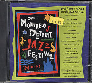 1999 Ford Montreux Detroit Jazz Festival CD