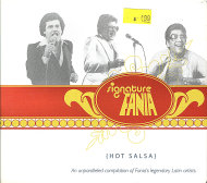 Fania Signature Vol I: Hot Salsa CD