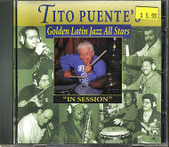 Tito Puente's Golden Jazz All Stars CD