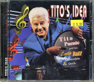 Tito Puente and His Latin Jazz Ensemble & Orchestra CD