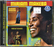 Miriam Makeba CD