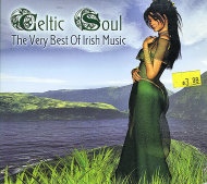 Celtic Soul: The Very Best of Irish Music CD