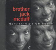 Brother Jack McDuff CD