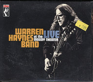 Warren Haynes Band CD