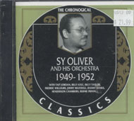 Sy Oliver And His Orchestra CD