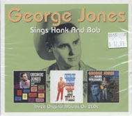 George Jones CD