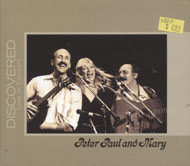 Peter, Paul & Mary CD