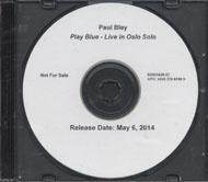 Paul Bley CD