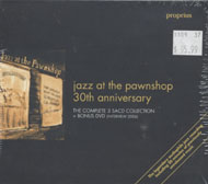 Jazz at the Pawnshop: 30th Anniversary CD