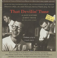 That Devilin' Tune: A Jazz History CD