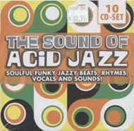 The Sound of Acid Jazz CD