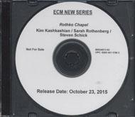 Rothko Chapel CD