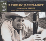 Ramblin' Jack Elliott CD