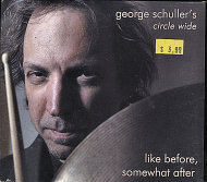 George Schuller's Circle Wide CD