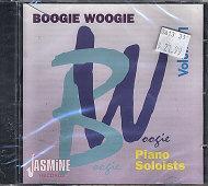Boogie Woogie: Piano Soloists CD