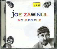 Joe Zawinul CD