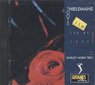 Toots Thielemans / Shirley Horn Trio CD