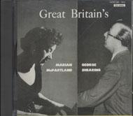 Marian McPartland / George Shearing CD