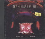 The Neville Brothers CD