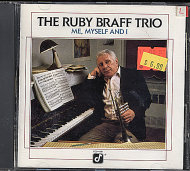 The Ruby Braff Trio CD