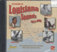 Louisiana Sounds (1953-1960) CD