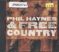 Phil Haynes & Free Country CD