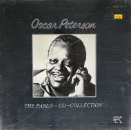 Oscar Peterson CD