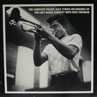 The Chet Baker Quartet with Russ Freeman CD