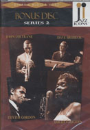 Jazz Icons: Bonus Disc Series 2 DVD