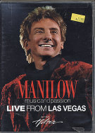 Barry Manilow DVD