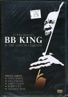 B.B. King & the Guitar Legends DVD