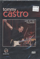 Tommy Castro DVD