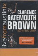 """Clarence """"Gatemouth"""" Brown DVD"""