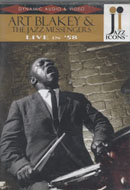 Art Blakey & the Jazz Messengers DVD