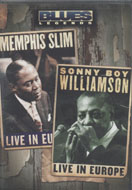Memphis Slim & Sonny Boy Williamson DVD