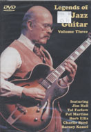Legends of the Jazz Guitar DVD