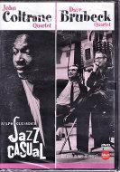 John Coltrane Quartet / Dave Brubeck Quartet DVD