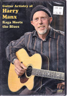 Harry Manx DVD