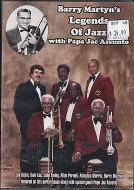 Barry Martyn's Legends Of Jazz DVD