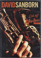 David Sanborn DVD