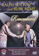 Ralph Sutton And Ruby Braff DVD