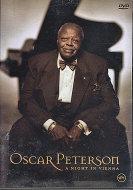 Oscar Peterson DVD
