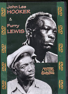 John Lee Hooker & Furry Lewis DVD